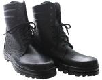 Ботинки с высокими берцами мод. 1.8 юфть-кирза