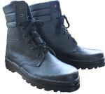 Ботинки с высокими берцами мод. 1.9 юфть