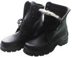 Ботинки с высокими берцами мод. 1.9. натуральный мех